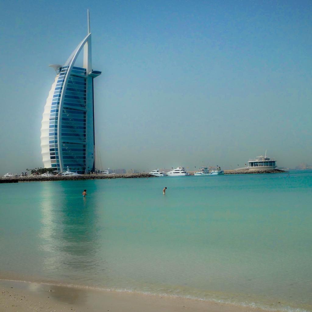 Dubái turismo de lujo y contradicciones