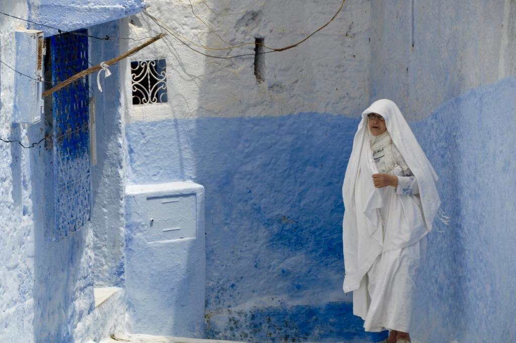 Ramadán en Chefchaouen, el pueblo azul
