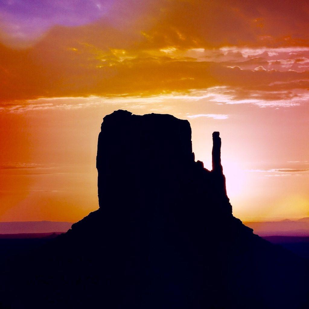 Territorio Navajo, Estados Unidos