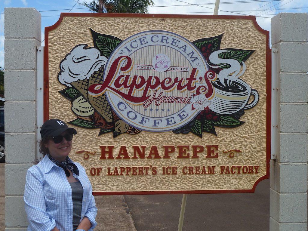 Lappert's una deliciosa historia en Kauai