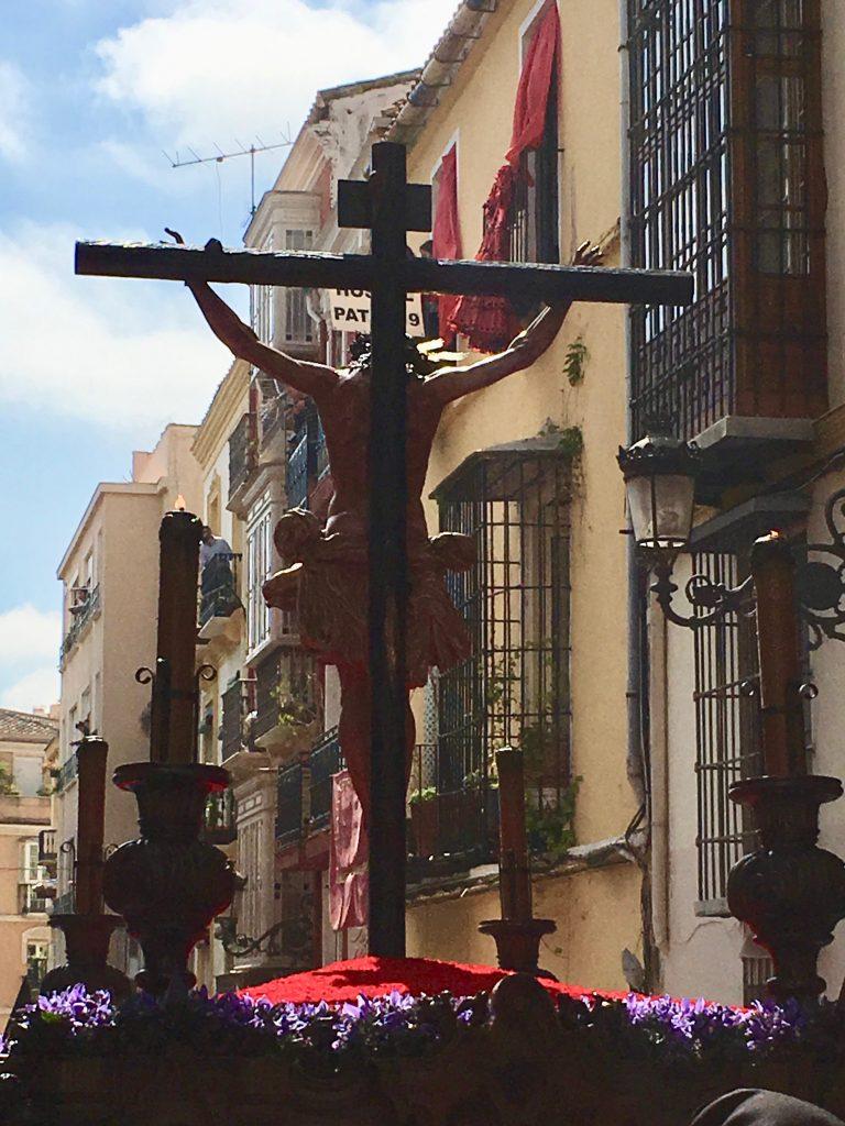 Emociones en la Semana Santa de Andalucía