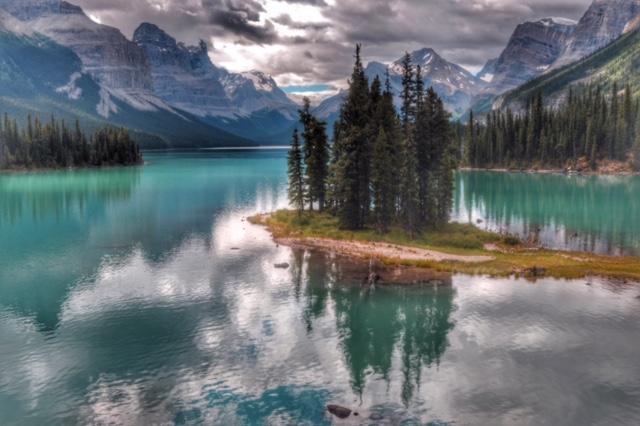 Los lagos más impresionantes de las Montañas Rocosas