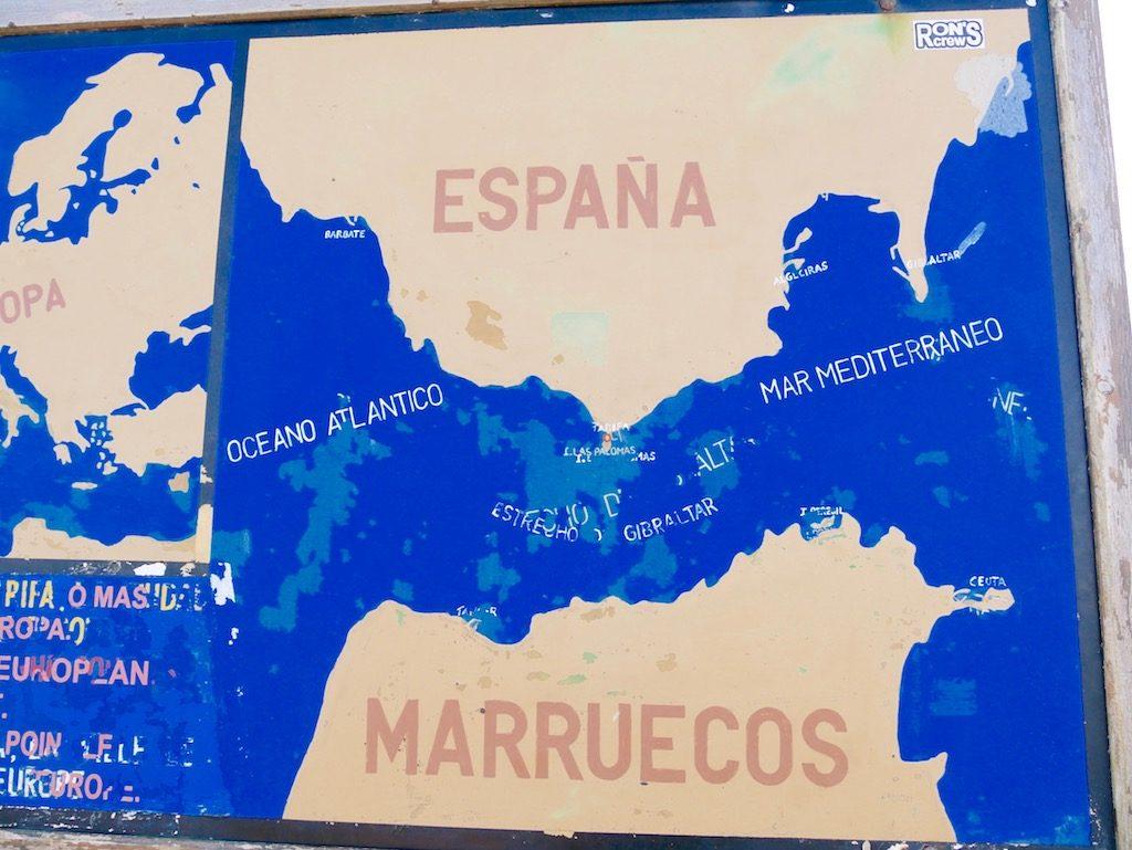 Tarifa donde acaba Europa