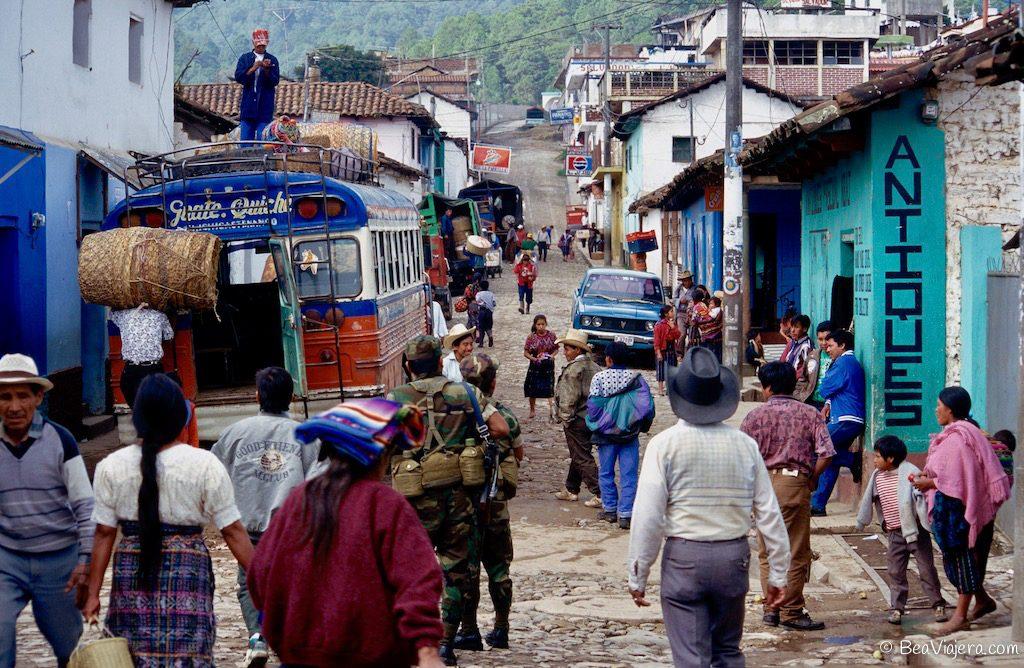 Guatemala: los colores de Chichicastenango