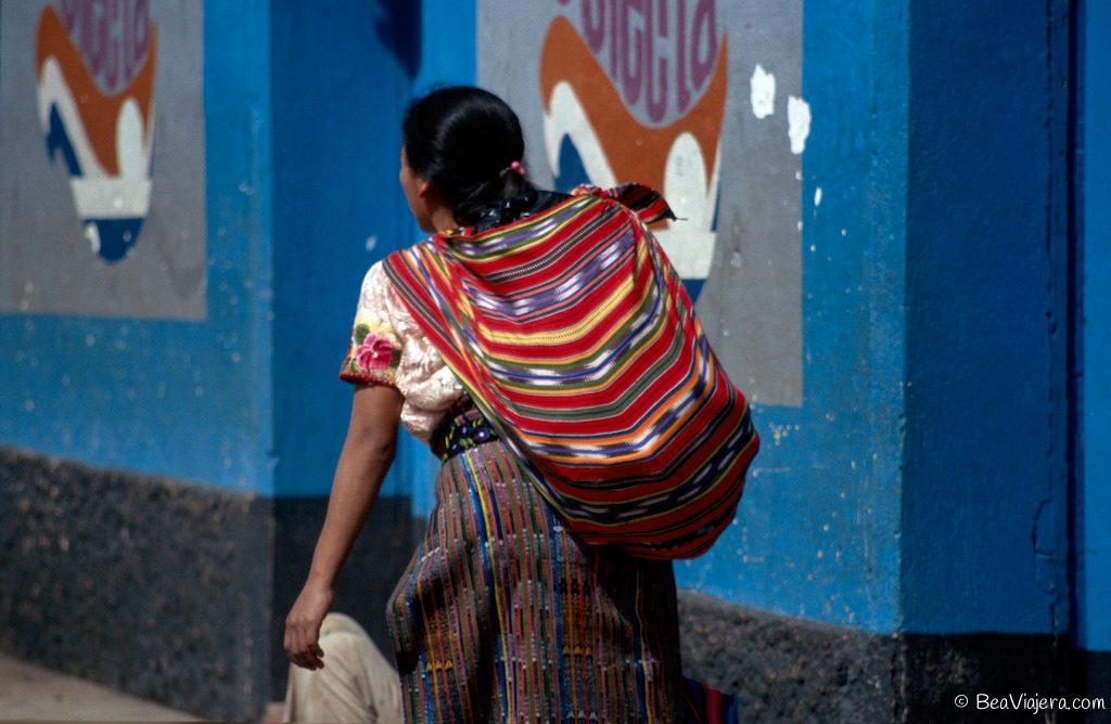 Guatemala los colores de Chichicastenango