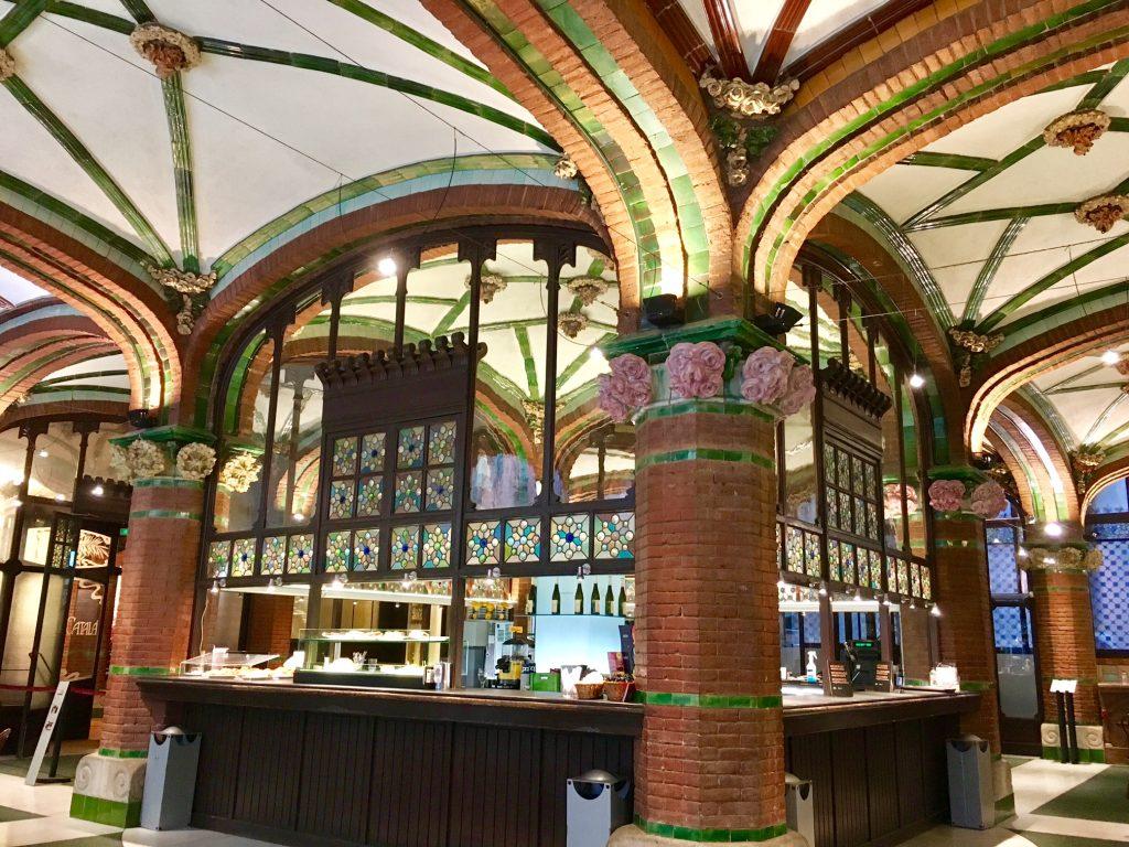 Barcelona y sus mejores joyas modernistas