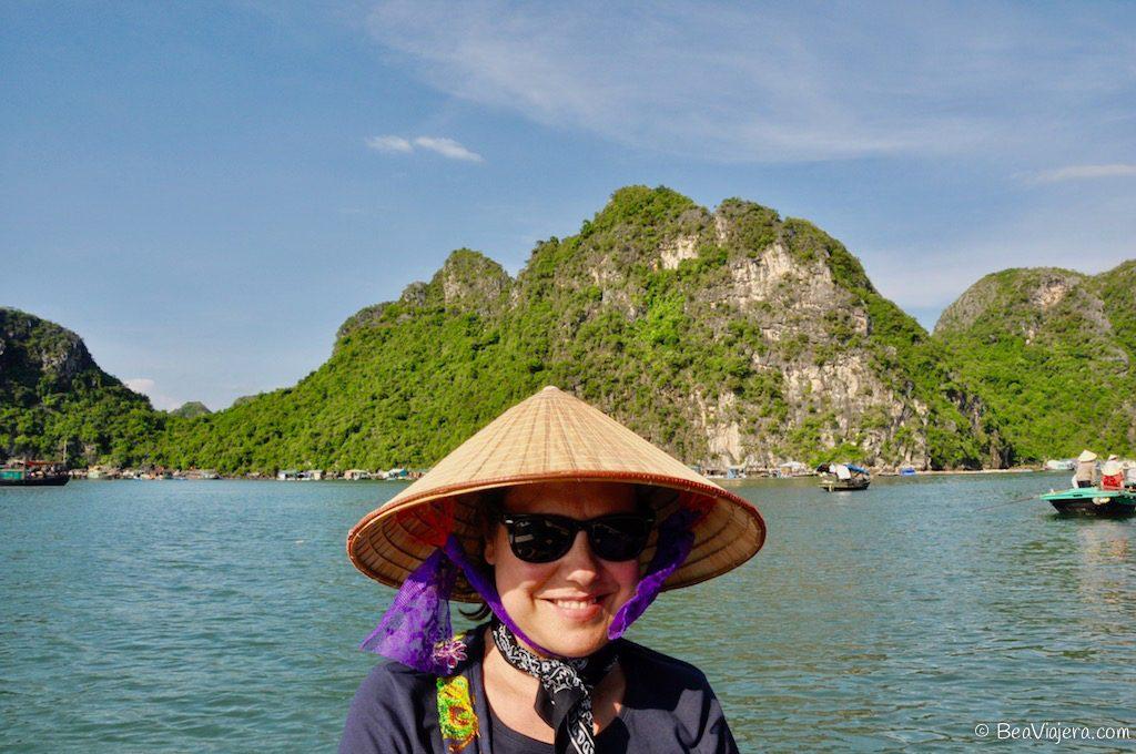 La Bahía de Halong  maravilla del mundo