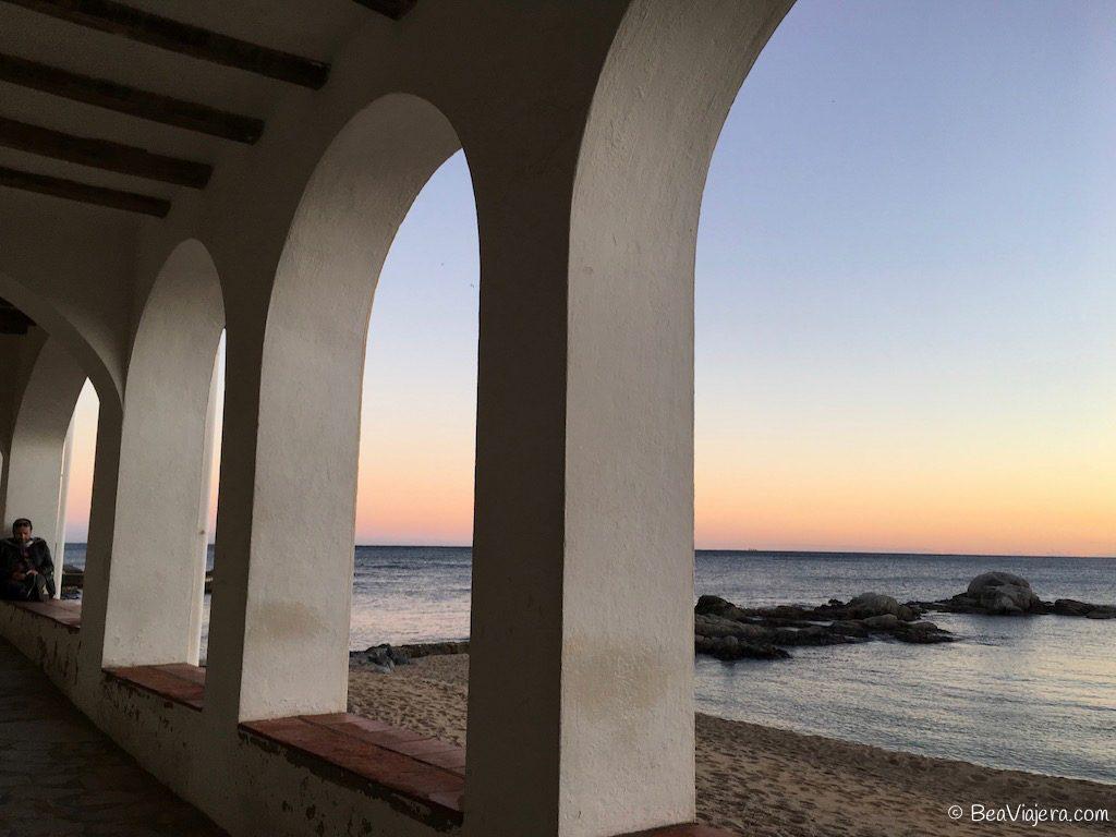"""Aquí se inspiró Serrat para componer """"Mediterráneo"""""""