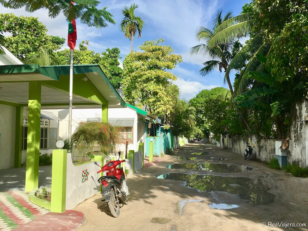 Maldivas de otra manera
