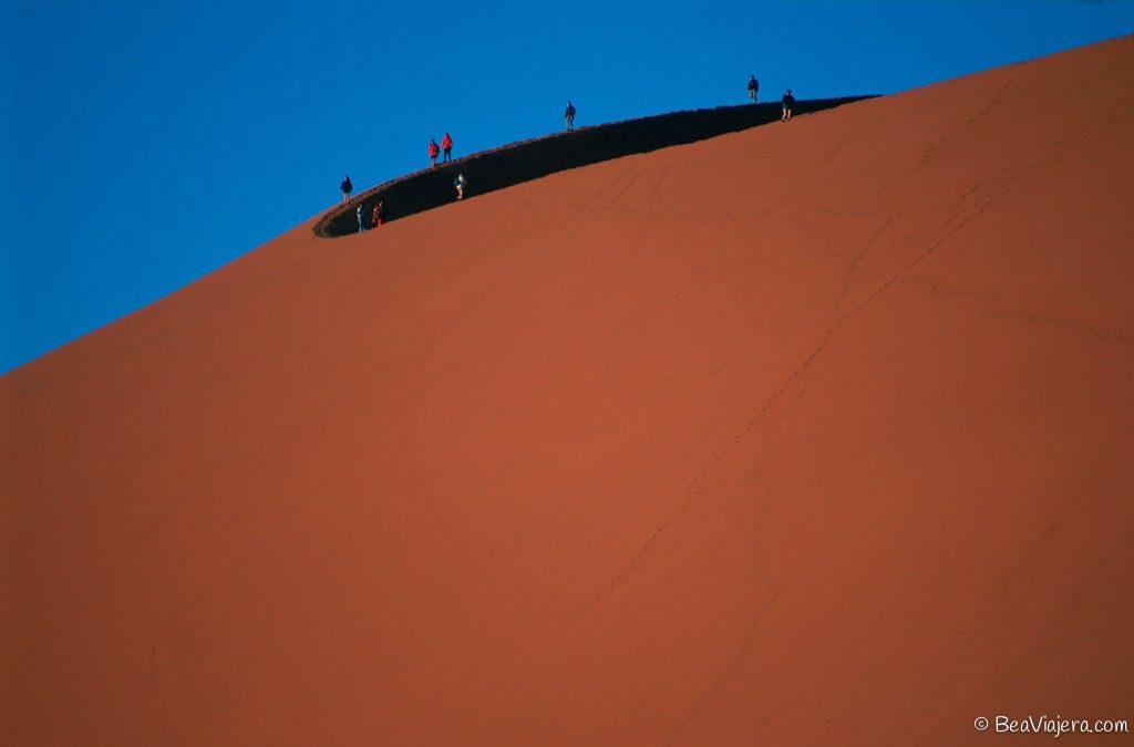 Namib, el desierto más antiguo del mundo