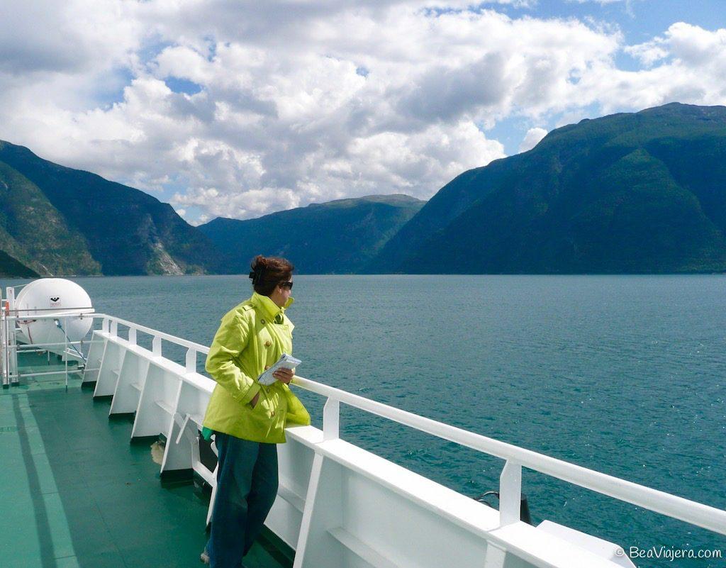 Noruega: felicidad, fiordos, ferris y mucho más
