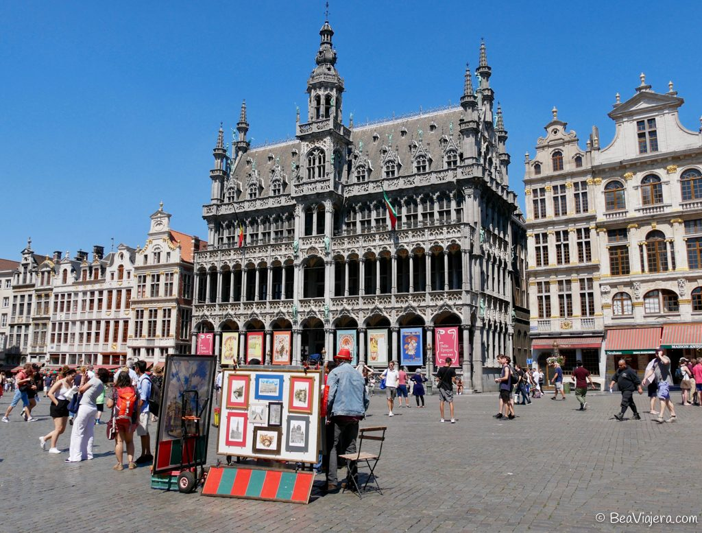 Lo que no hay que perderse de Bruselas