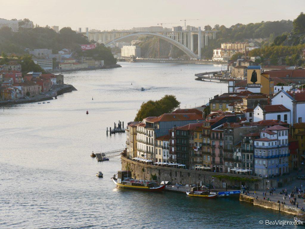 15 lugares con encanto en Oporto