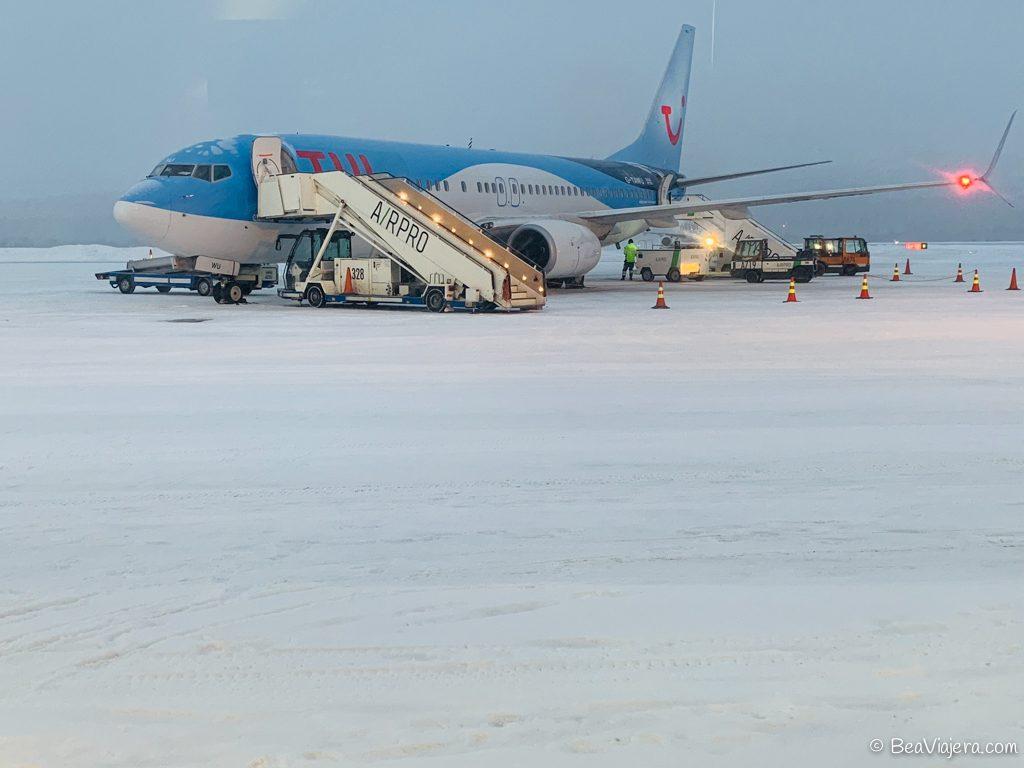 Laponia: nieve, renos y Papa Noel