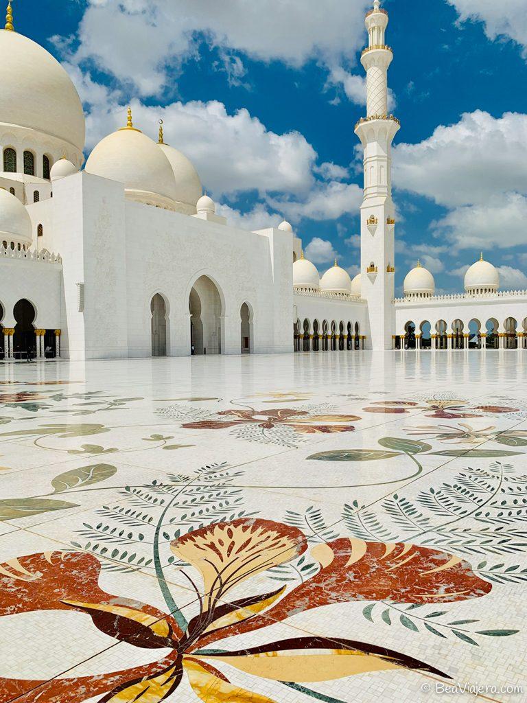 Abu Dhabi las maravillas de la capital de los EAU