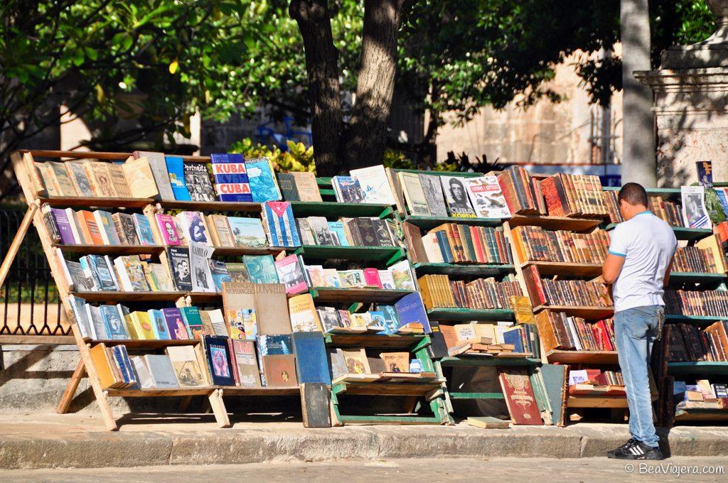 Enamorada de la Habana Vieja