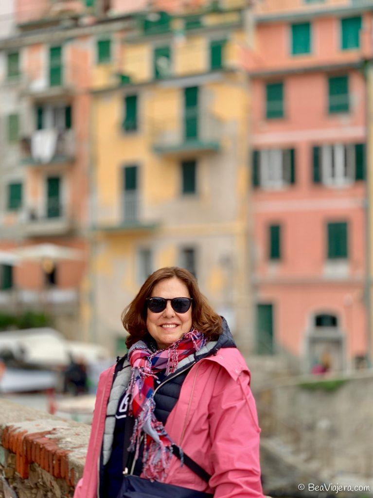 un encantador recorrido en tren por Cinque Terre