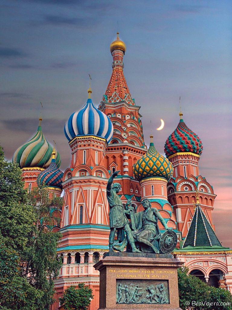 10 Imprescindibles que visitar en Moscú