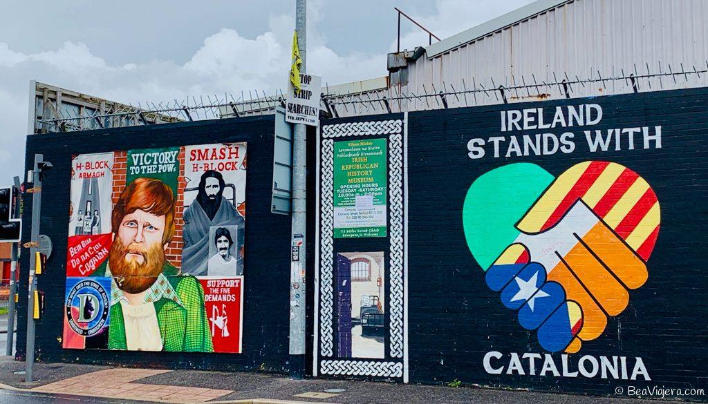 The Troubles, el conflicto en Irlanda del Norte