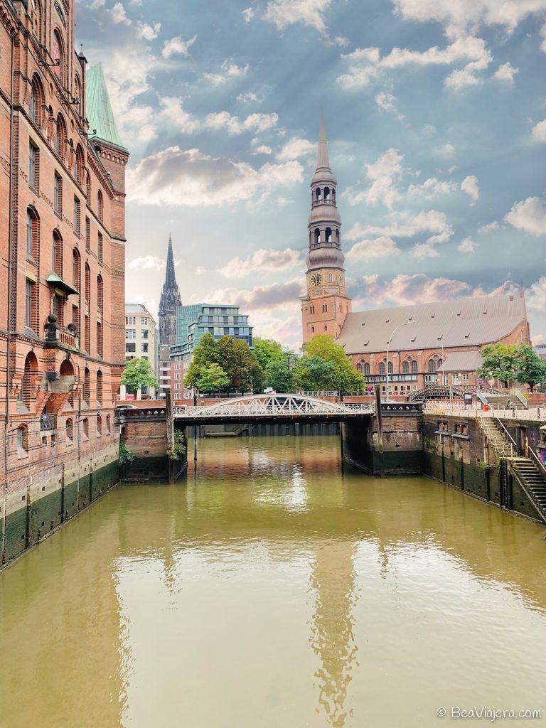 Hamburgo la ciudad que sorprende