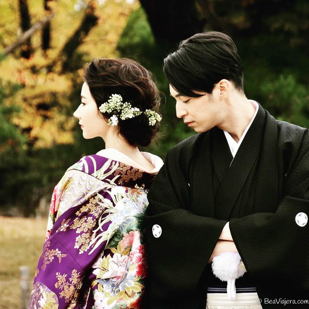 La magia del kimono