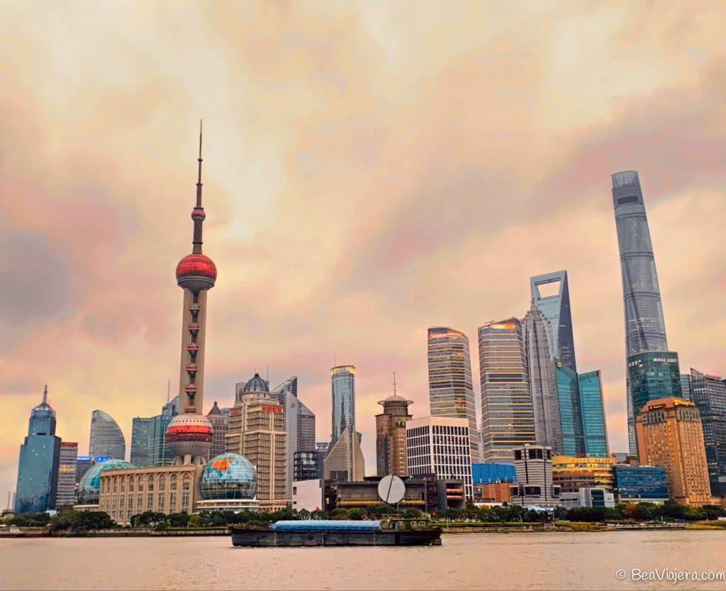 De Osaka a Shanghai: pensamientos en tránsito