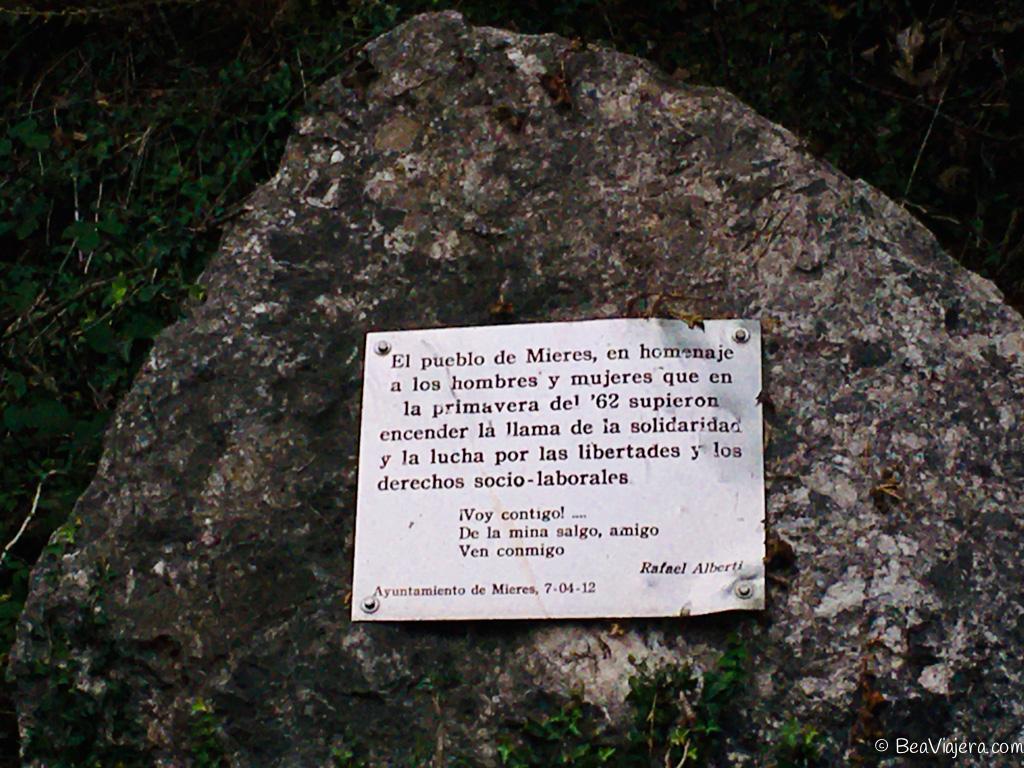 Nicolasa, la última mina activa en Asturias