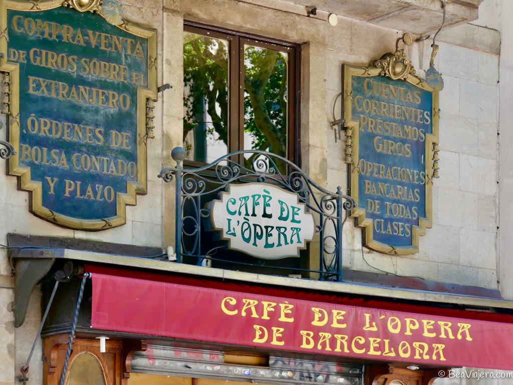 25 cosas que hacer en Las Ramblas de Barcelona