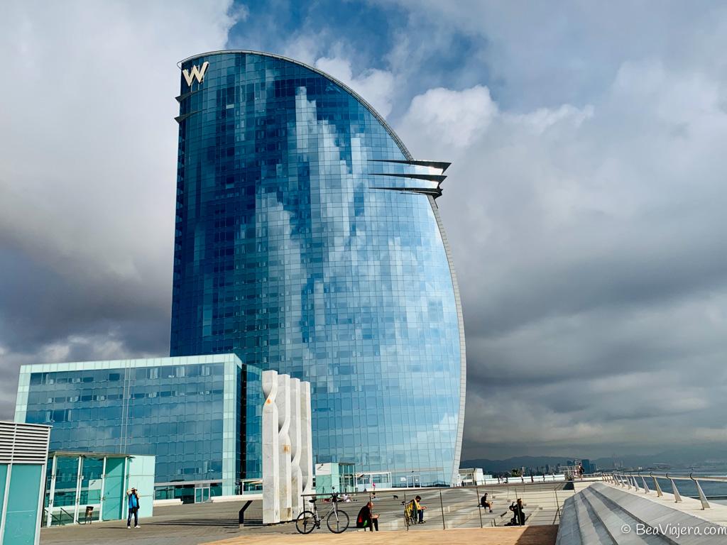 Marina Vela nuevo espacio junto al mar en Barcelona