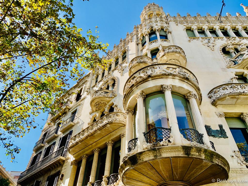 10 experiencias increíbles en el Passeig de Gràcia de Barcelona