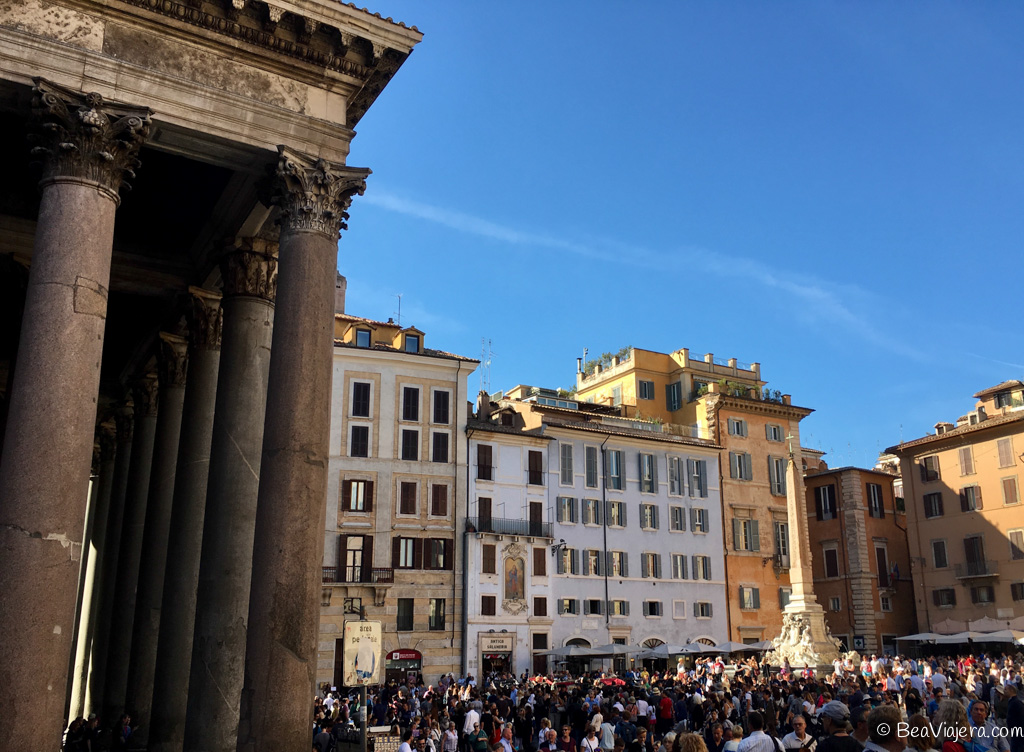 Un paseo por Roma la ciudad eterna