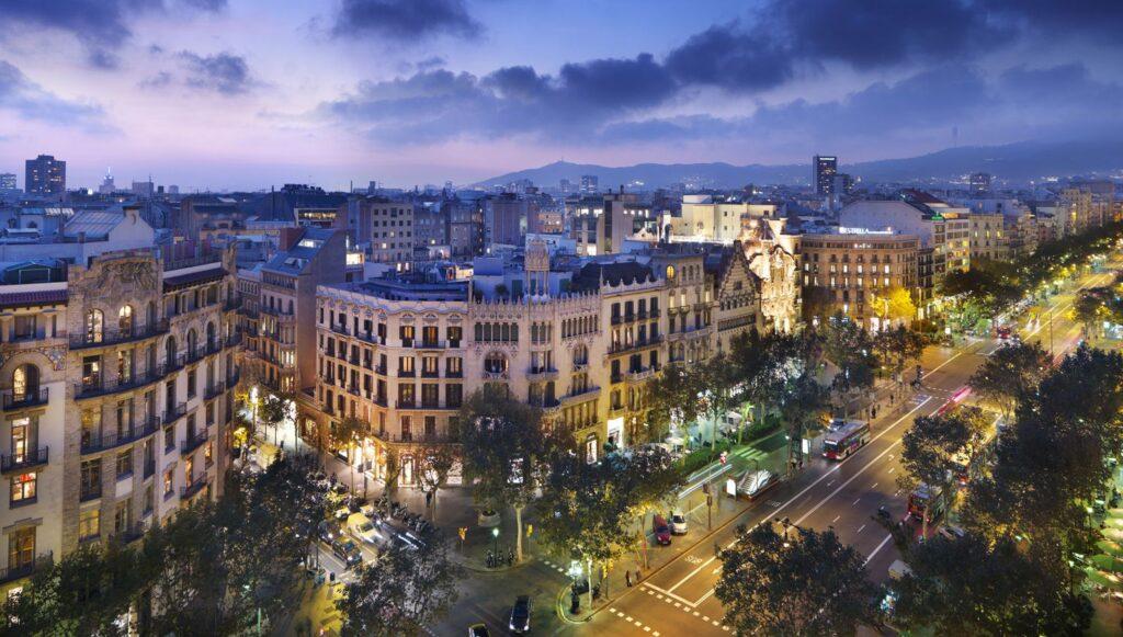 12 experiencias increíbles en el Passeig de Gràcia de Barcelona