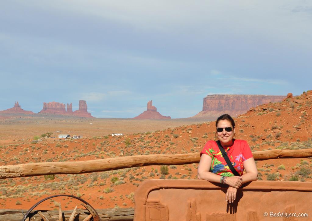 Monument Valley la esencia del Oeste Americano