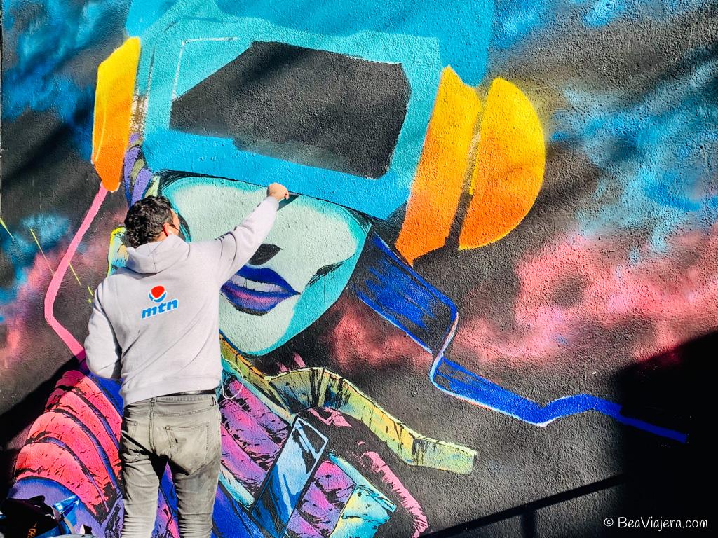 Street Art en Barcelona ruta de los mejores grafitis