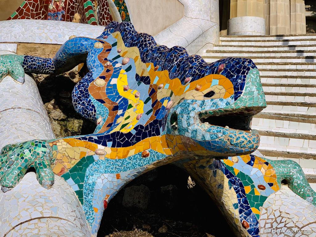 Park Güell el gran parque de Gaudí