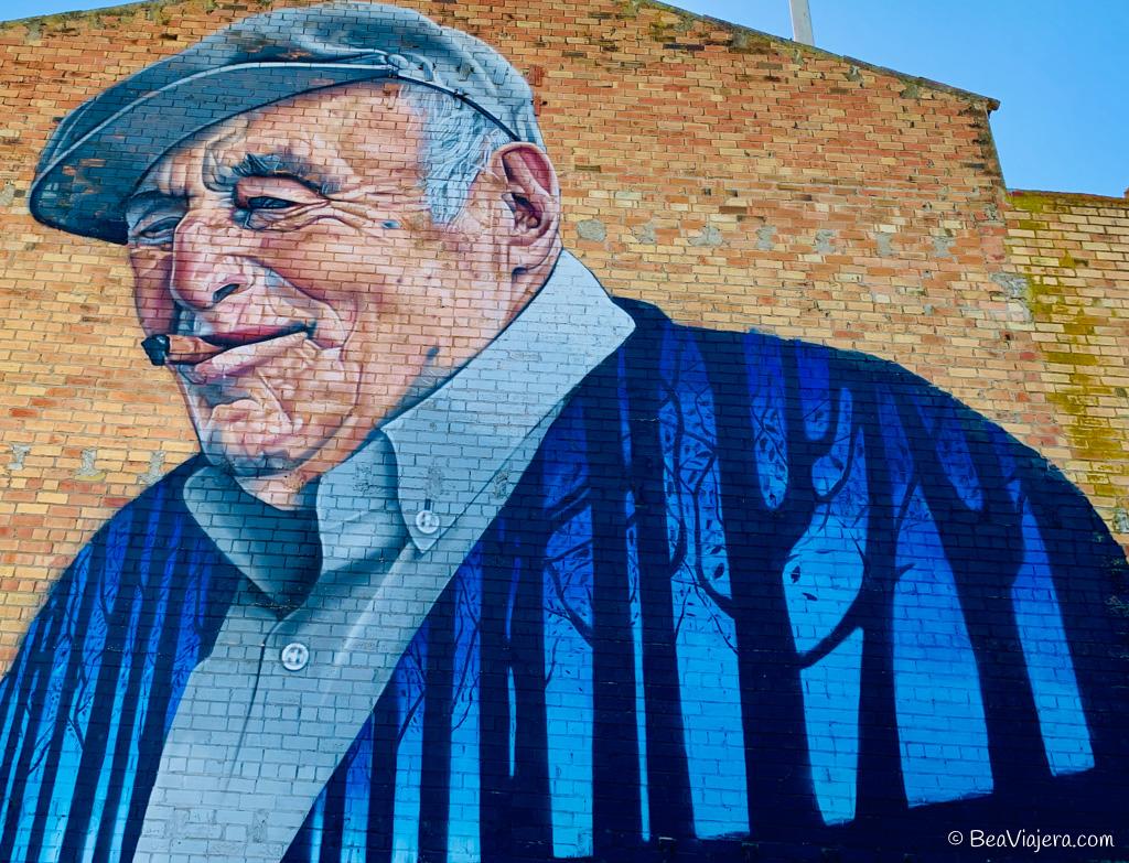 Penelles el epicentro del Street Art en Catalunya