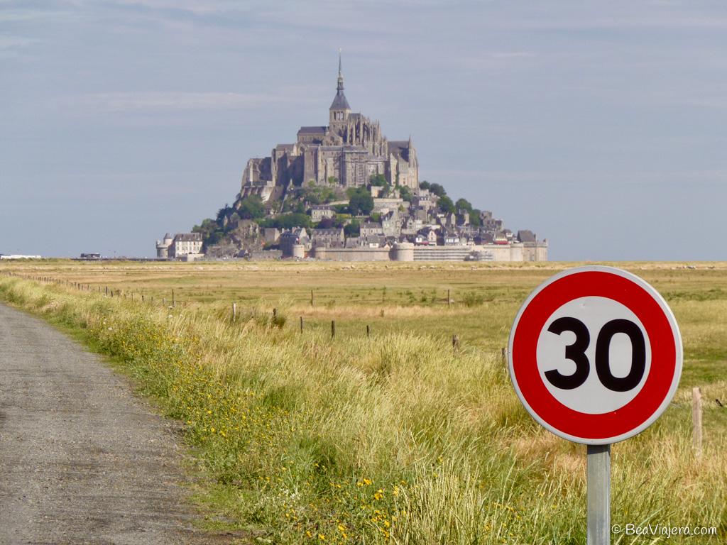 Ruta en coche por lo mejor de Normandía